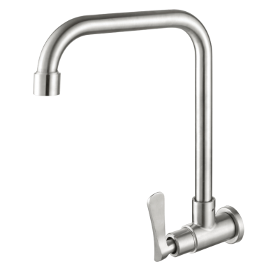 Wall-Mounted Sink Tap