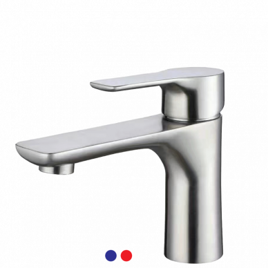 Basin Mixer Stainless Steel 304
