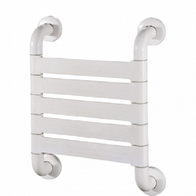 Wall-Mounted Backrest For Shower Seat