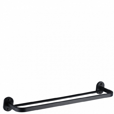 Towel Bar Stainless Steel 304 - 600mm (Satin Finish)