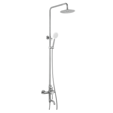 3-Way Exposed Shower Set