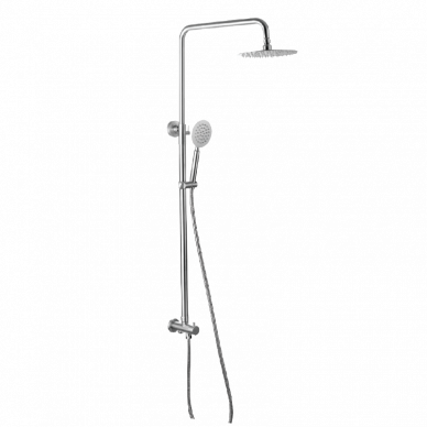 2-Way Exposed Shower Set Applicable For Water Heater